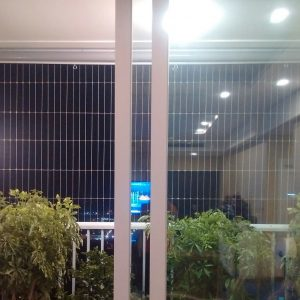 lưới an toàn ban công tại khu đô thị ngoại giao đoàn