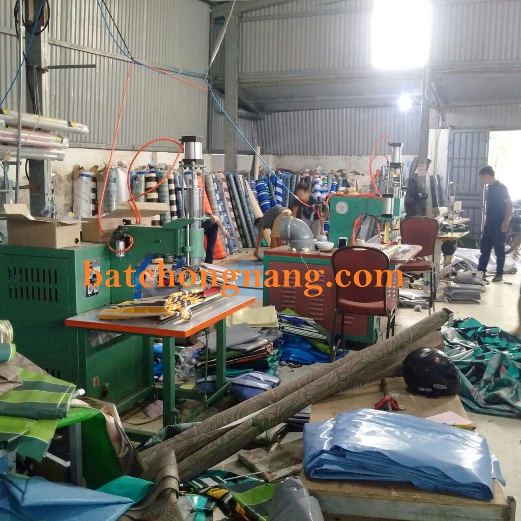 xưởng sản xuất tại hà nội